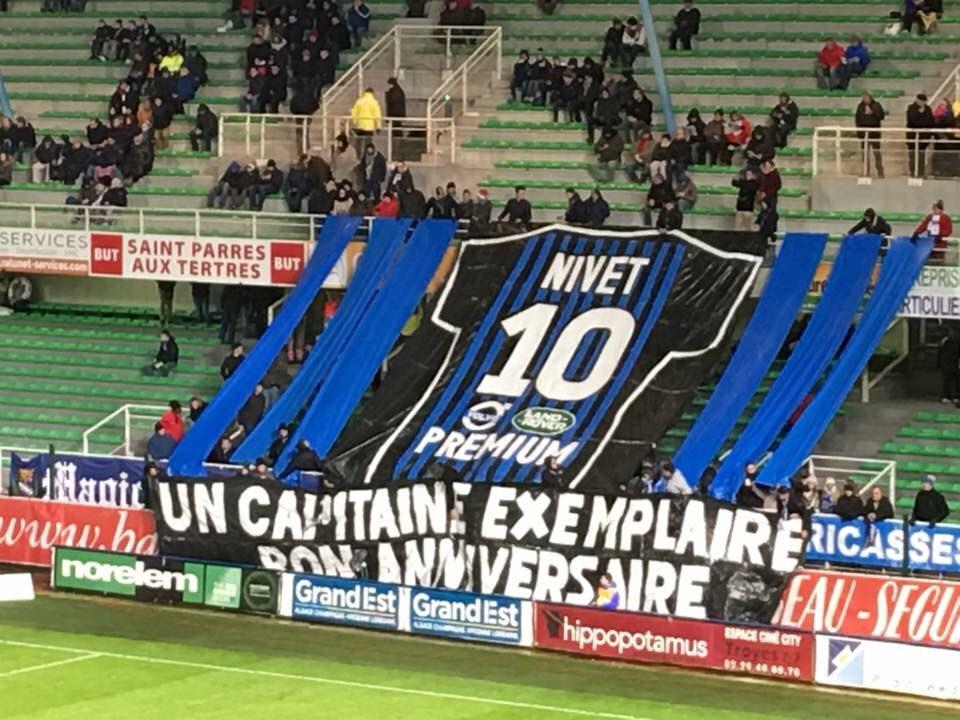 11 Troyes 1-2 Ajaccio