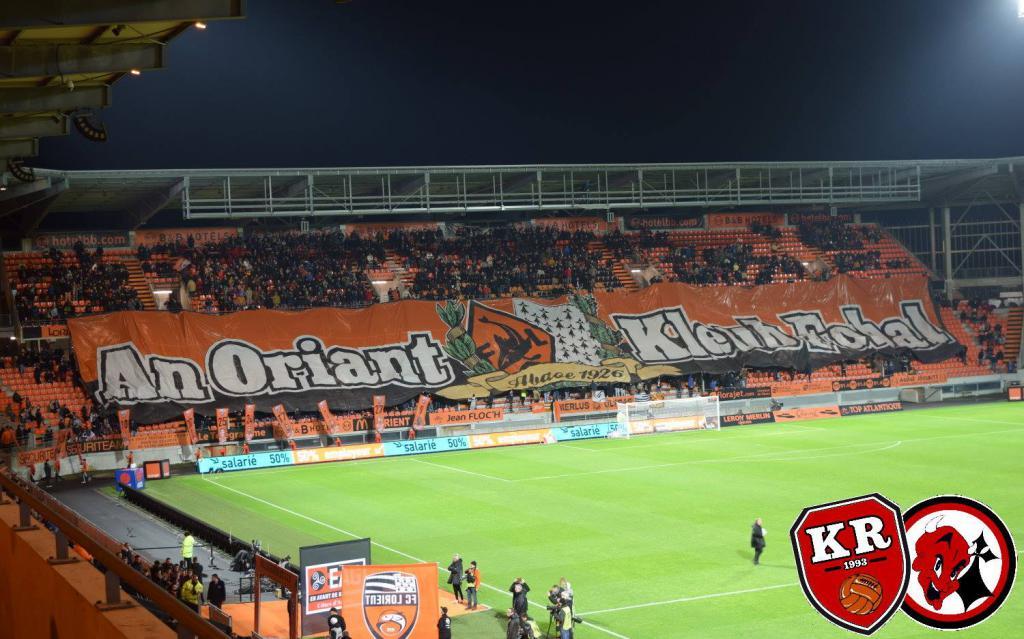 3 Lorient 3-1 Guingamp 1