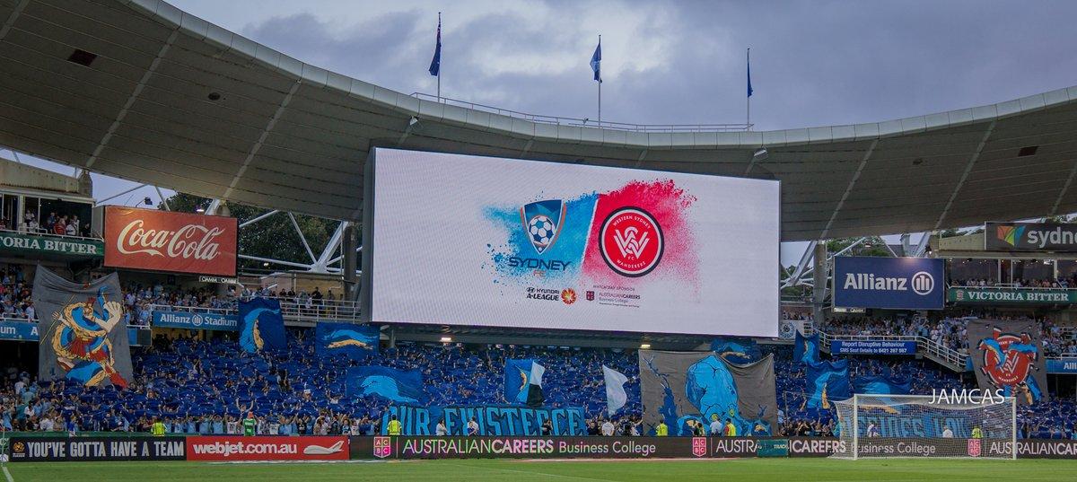7 Sydney FC display 0-0 Western Sydney Wanderers 1
