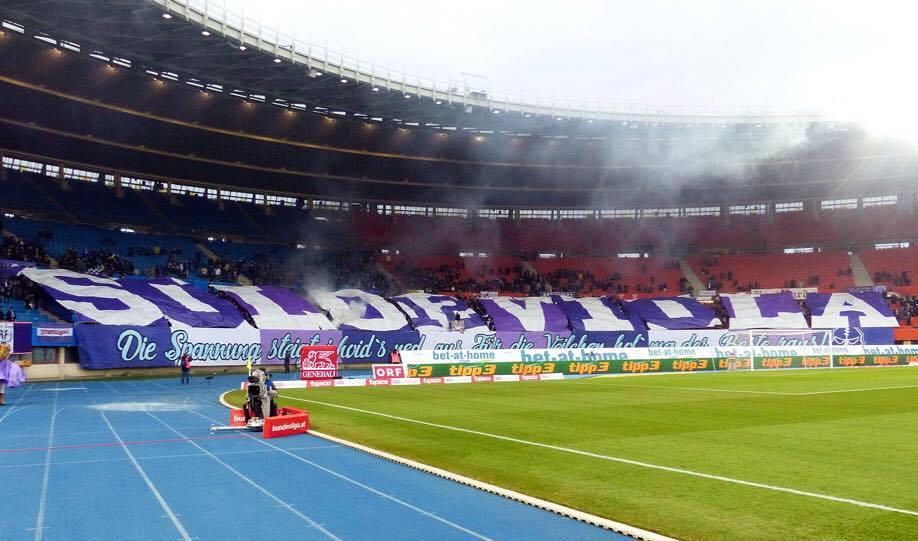 5 FK Austria Wien 1-1 SK Rapid Wien