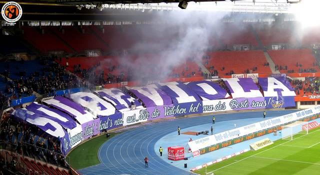 5 FK Austria Wien 1-1 SK Rapid Wien 2