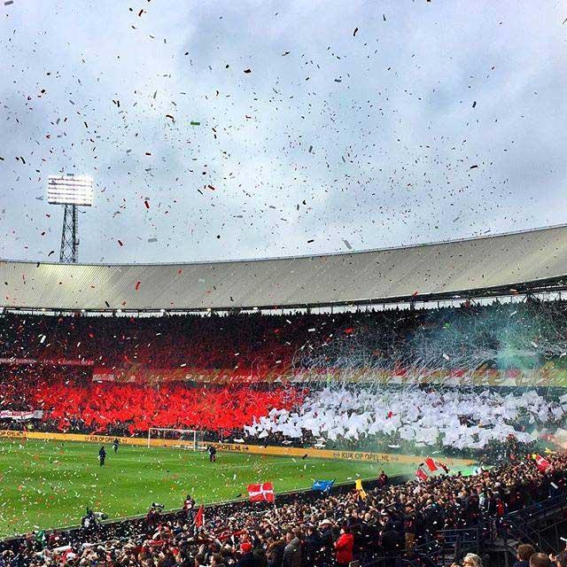 7 FEYENOORD ROTTERDAM 2-1 PSV 2
