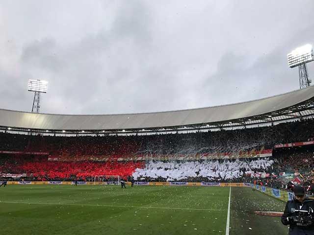 7 FEYENOORD ROTTERDAM 2-1 PSV