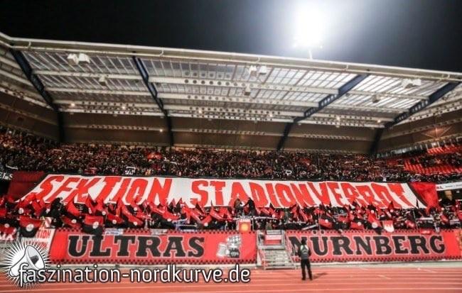 9 FC Nuremberg 1-1 Eintracht Brunswick