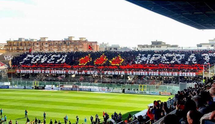3 FOGGIA 3-0 Lecce