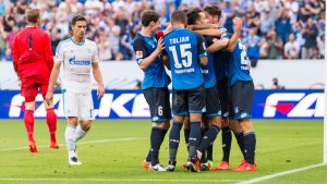 Hoffenheim photo divers