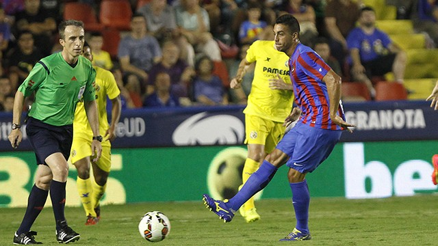 camarasa levante inside spanish football