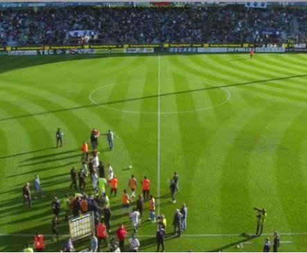 Bastia lyon victoire sur tapis vert pour l ol la - Lyon tapis vert ...
