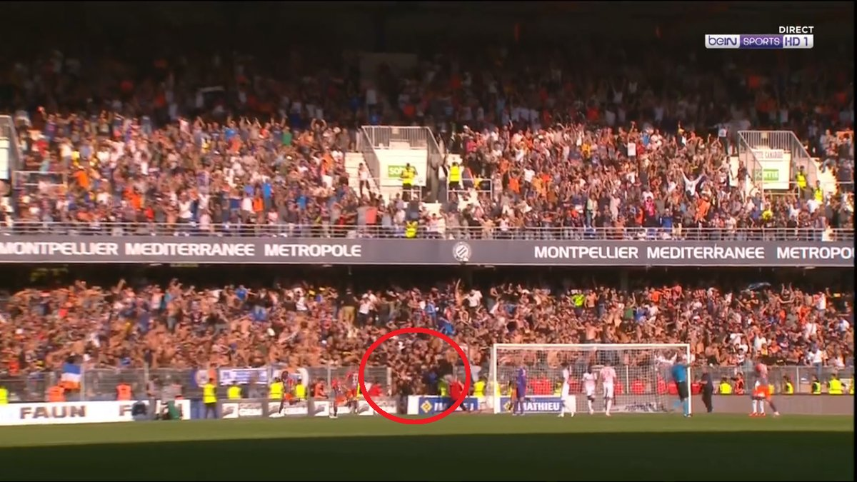 L1 (J8) : En tribunes, le derby Montpellier-Nîmes s'est mal passé